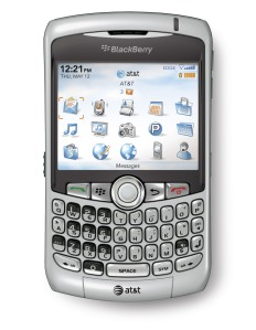AT&T BLACKBERRY CURVE