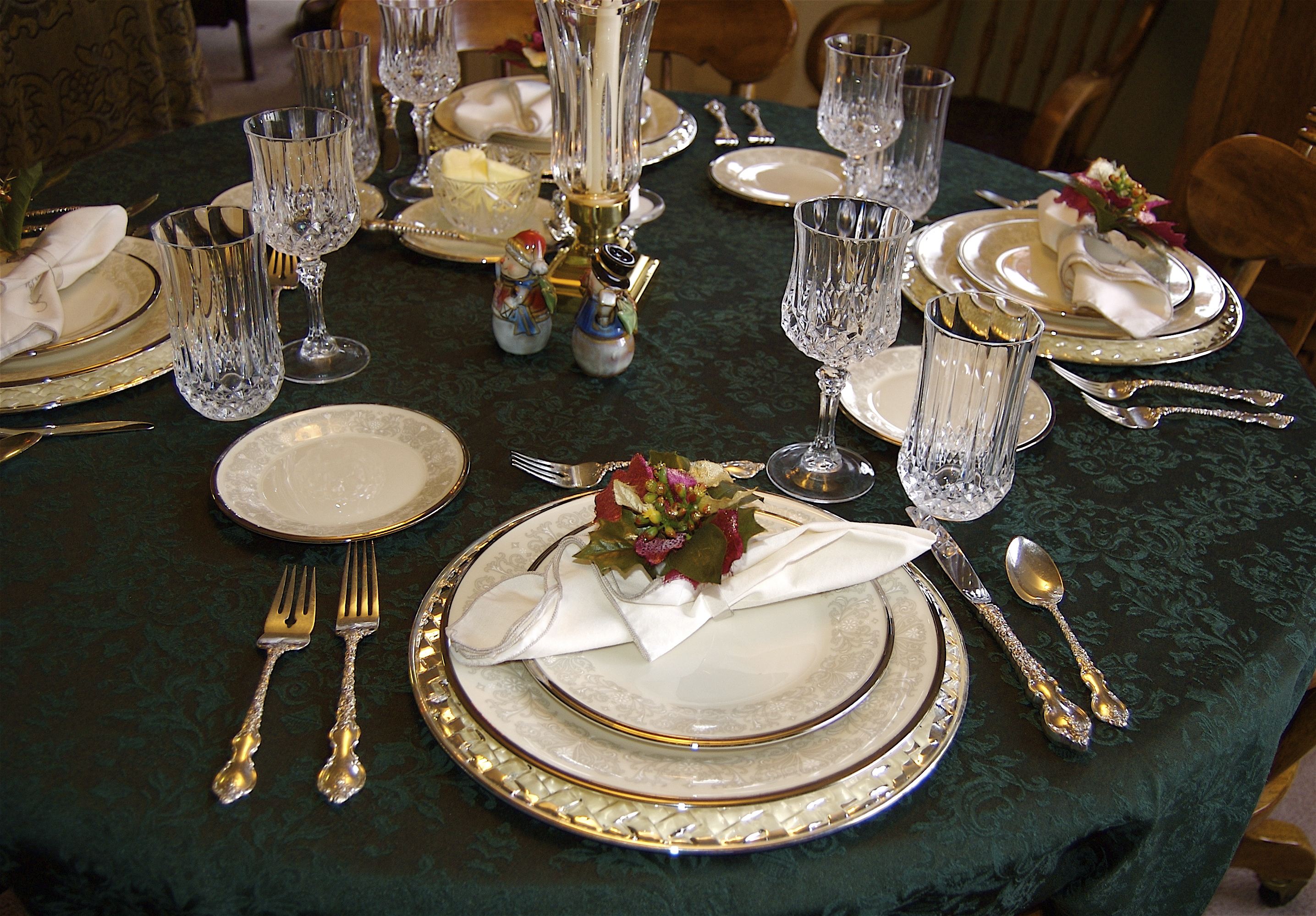 formal table setting formal table settings shirley buxton 29796